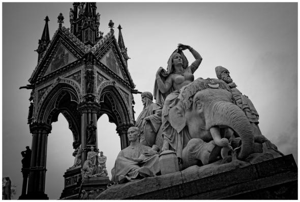 Hyde Park Statues