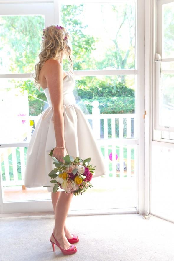 Window Bride